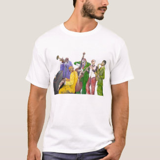 """Jazz band"" T-Shirt"