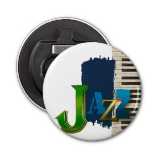 Jazz Bottle Opener