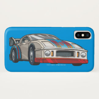 Jazz Car Mode iPhone X Case