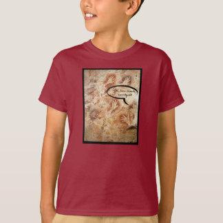 Jazz Cave Hands T-Shirt