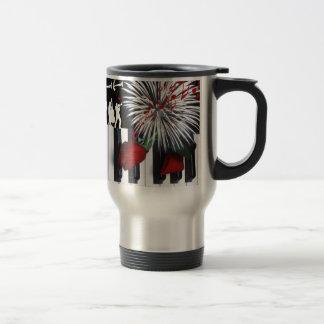 JAZZ CELEBRATION COFFEE MUGS