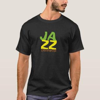 Jazz clarinetist T-Shirt
