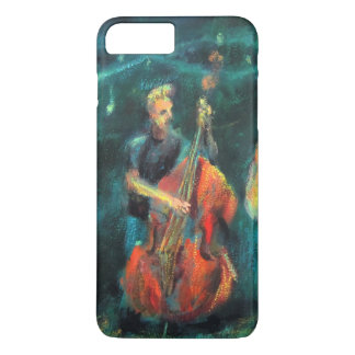 Jazz concert AT night iPhone 8 Plus/7 Plus Case