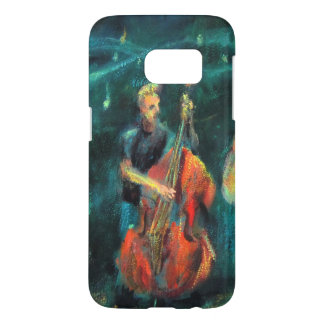 Jazz concert AT night Samsung Galaxy S7 Case