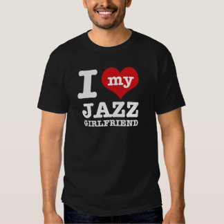 Jazz dance Girlfriend designs Shirts