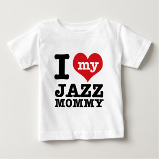 Jazz dance Mom designs Baby T-Shirt