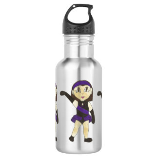 JAZZ Dance School Studio Dancer Teacher Gift 532 Ml Water Bottle