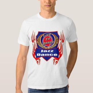 Jazz Dance Wear T-shirts