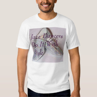 Jazz Dancers T-shirt