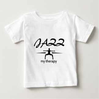 Jazz Dancing designs Baby T-Shirt
