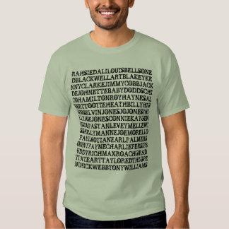 Jazz Drummers T-Shirt