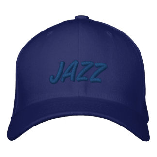 JAZZ EMBROIDERED HATS