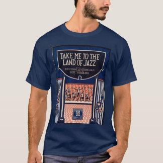 Jazz Fanatic Tee Shirt