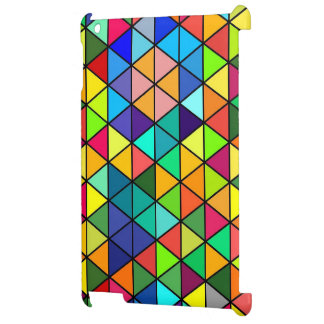 Jazz funk Triangles Cover For The iPad 2 3 4