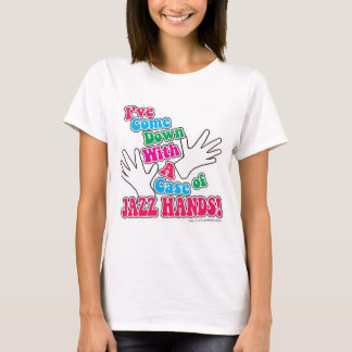 Jazz Hands! T-Shirt