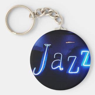 Jazz in Blue supporters Keychain