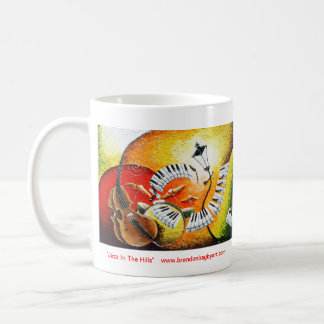Jazz In The Hills Coffee Mug