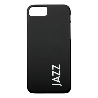 Jazz iPhone 7 Case (Classic) by NextJazz.com