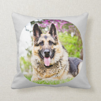 Jazz is Fresh German Shepard Pillow