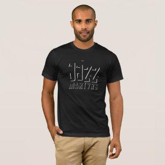 Jazz Martyrs T-Shirt Shadow Design