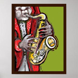 **Jazz Master** Poster