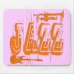Jazz Mousepad