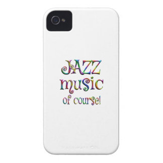 Jazz Music of Course iPhone 4 Case-Mate Cases