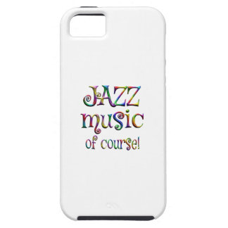 Jazz Music of Course iPhone 5 Case