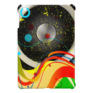 Jazz Musical Background iPad Mini Cover