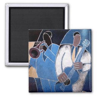 Jazz Musicians Magnet