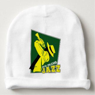 jazz new Orleans Baby Beanie