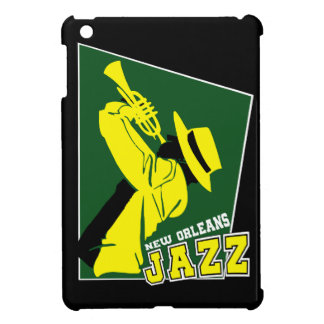 jazz new Orleans Cover For The iPad Mini