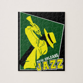 jazz new Orleans Puzzle