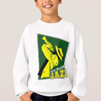 jazz new Orleans Sweatshirt