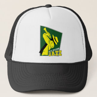 jazz new Orleans Trucker Hat