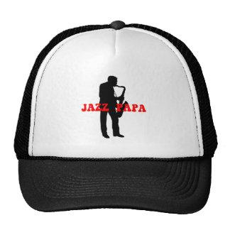 Jazz papa jazz trucker hat