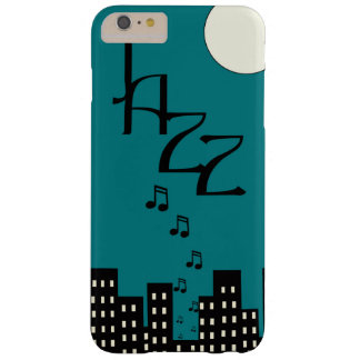 Jazz (RAF blue) Barely There iPhone 6 Plus Case