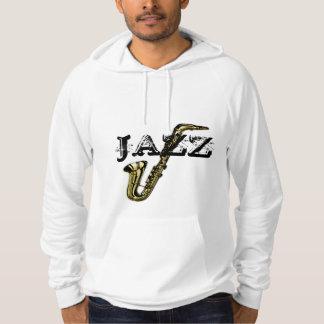 Jazz Saxophone Hoodie