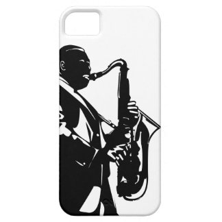 jazz saxophone iPhone 5 case