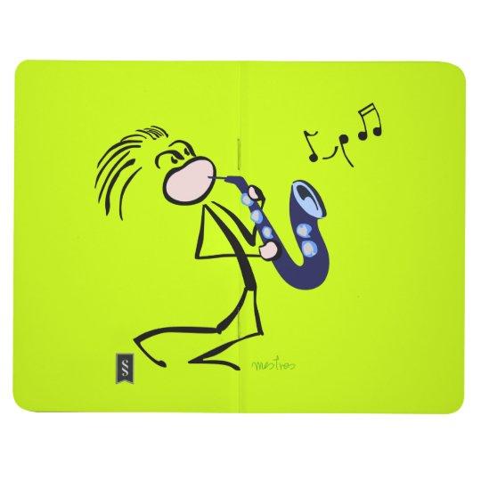 Jazz saxophonists journal