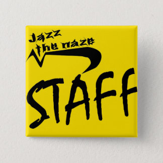jazz staff 2 inch square button