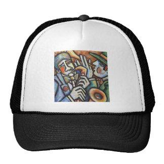 Jazz TIme Trucker Hat