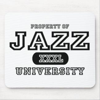 Jazz University Mouse Pad