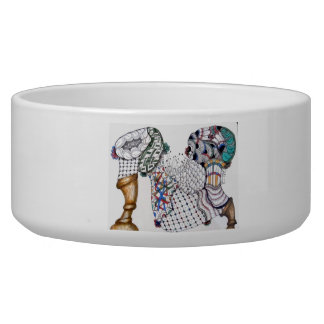 Jazz up your dog or cat's dish! dog water bowls