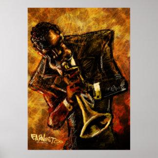 Jazz Works Poster