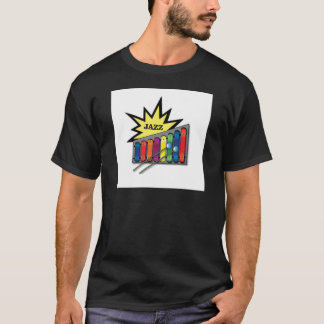 jazz xylophone T-Shirt