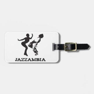JAZZAMBIA Luggage Tags