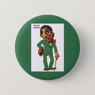 Jazzbo Jackson 2 Inch Round Button
