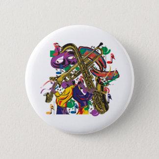 JAZZy 2 Inch Round Button