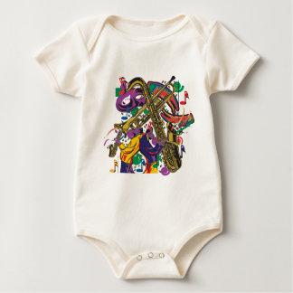 JAZZy Baby Bodysuit
